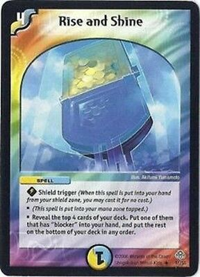 Duel Master Rise and Shine,Blastplosion of Gigantic Rage