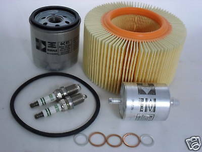 BMW R1150GS RT RS R Service Kit fuel filter air oil filter spark plugs washers