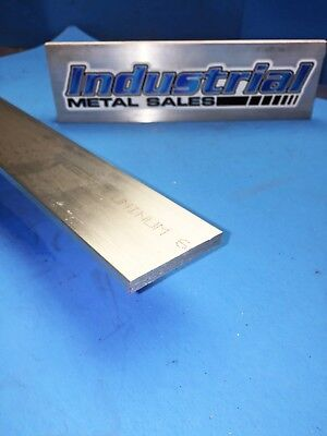 "1/4"" x 1-1/2"" 6061 T6511 Aluminum Flat Bar x 48""-Long->.250"" x 1.5"" MILL STOCK"