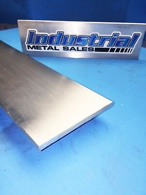 "1/4"" x 6"" 6061 T6511 Aluminum Flat Bar x 48""-Long->.250"" x 6"" 6061 MILL STOCK"