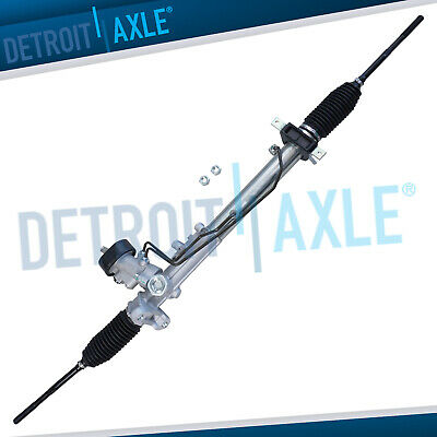 Complete Power Steering Rack and Pinion Assembly VW Jetta Beetle & Golf 1998