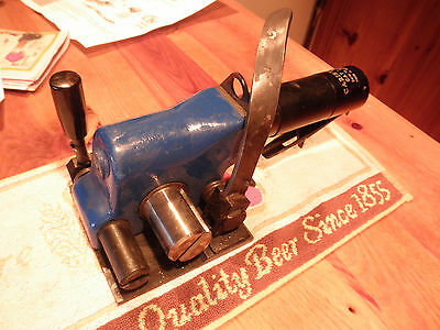 """Caristrap Pnumatic Strapping Tensioner Cat # 38 For 1 1/2""""  Air Operated"""