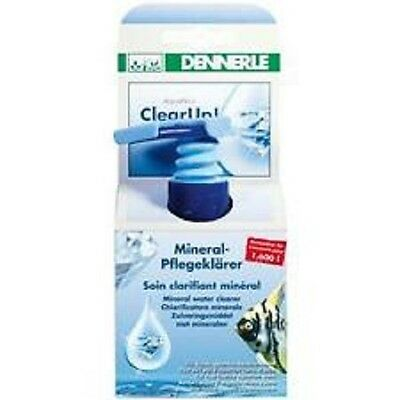Dennerle ClearUp 250 ml Clear Up Aquarienoptimizer optimiert Wasserqualität