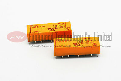 DS4E-M-DC48V Low Signal Relays 2A 48VDC 4PDT 14 Pins x 1pc