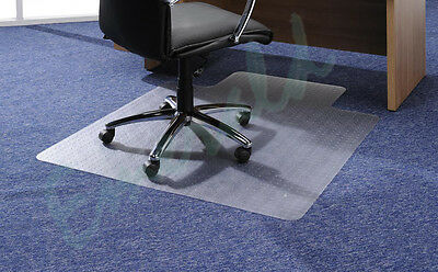 Office Chair Mat PVC Carpet Protection 900 x 1200 Same Day Dispatch