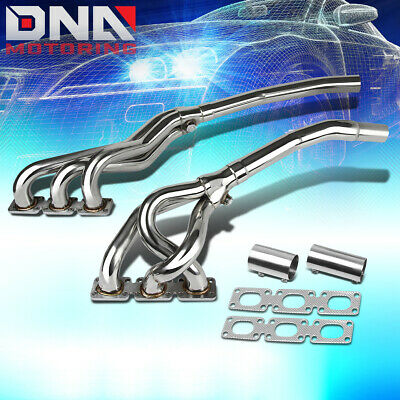STAINLESS STEEL HEADER FOR 92-99 BMW E36 3-SERIES 2.8/3.2L l6 EXHAUST/MANIFOLD