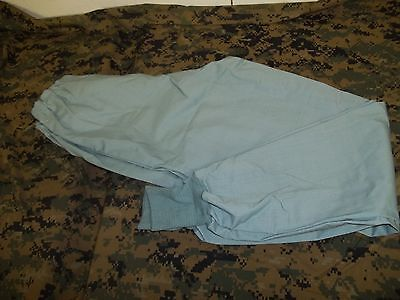 1 vietnam military vintage medical trousers operating surgical green 30-32 women