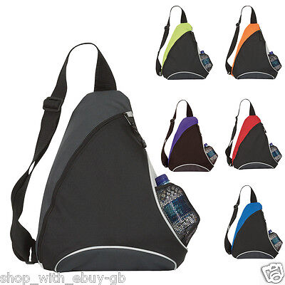 Mono Strap Bag - Triangle One Strap Rucksack/backpack - College, School, Work
