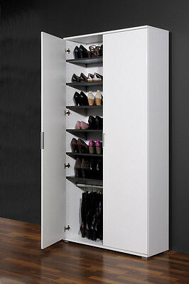 design schuhschrank extra gro f r mind 30 paar schuhe. Black Bedroom Furniture Sets. Home Design Ideas
