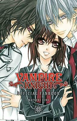 NEW Vampire Knight Official Fanbook by Matsuri Hino Paperback Book (English) Fre