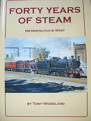 Forty Years Of Steam