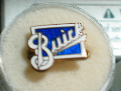 Vintage Buick Pin Badge Another Old Buick Original