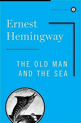 Old Man and the Sea by Ernest Hemingway (English) Hardcover Book Free Shipping!