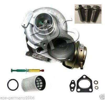 Turbolader BMW 320 d td E46 150 PS 7787626F 750431-0004 750431-0006 7787626 H