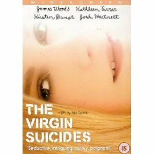 The Virgin Suicides - Widescreen (DVD) New & Sealed