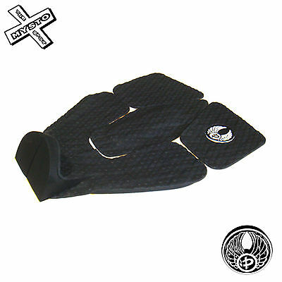 Poorboy 'skyhook' Tail Pad Tailpad Aerial Traction Grip Surfboard New Rrp £30