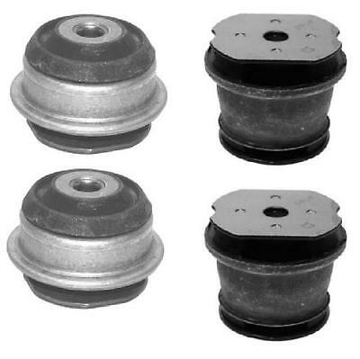 Fiat Multipla 1998 Onwards Rear Subframe Front And Rear Bushes Quality Bushes