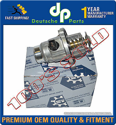 BMW OEMQ ENGINE Performance Thermostat ASSEMBLY + O'RING 11537586885 90C