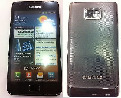 **High Quality* Samsung Dummy i9100 Galaxy S II  display toy S2 SII (not real)