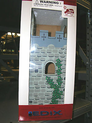 MEDIEVAL WORLD BY LE TOY VAN  PRISON TOWER