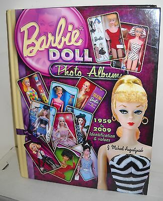 #2373 Collector Books Barbie Doll Photo Album by J Michael Augustyniak