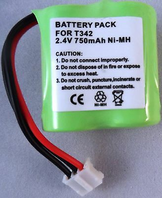 Philips Compatible Battery 91C Xalio 200 Cp51 Bc103510  2.4V