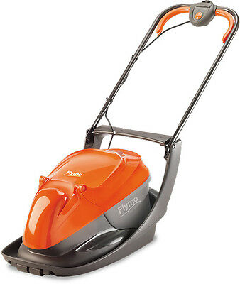 Flymo EasiGlide 300V 30cm Easy Glide Electric Hover Lawnmower + Grass Collection