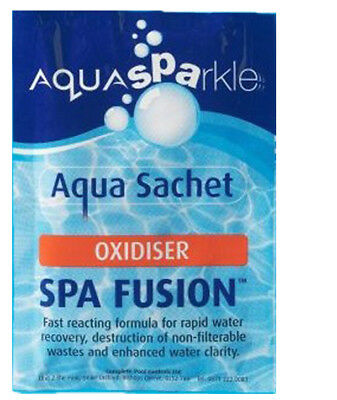 1 X Aquasparkle Quick Shock Spa Fusion Hot Tub Spa Lite Tubs Water Treatment