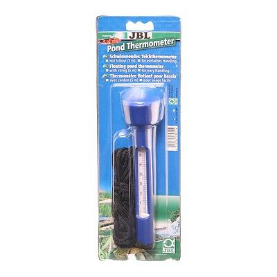 JBL Pond Thermometer Schwimmendes Teichthermometer