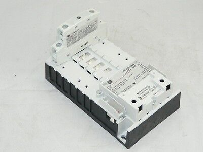 New GE CR460B 2p Electrically Held Lighting Contactor 480v coil CR463L20AUA
