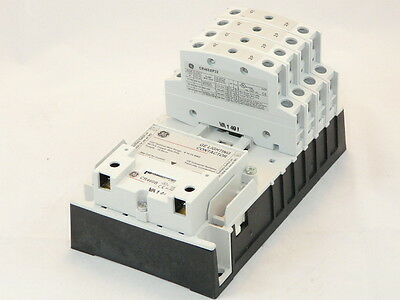 NEW GE CR460B 8 Pole Electrically Held Lighting Contactor 480v CR463L80AUA