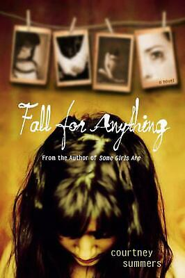 Fall for Anything by Courtney Summers (English) Paperback Book Free Shipping!
