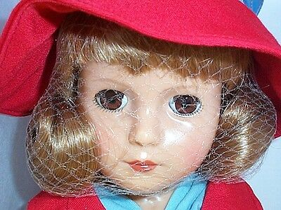 American Child Stamp Doll by Effanbee - MIB