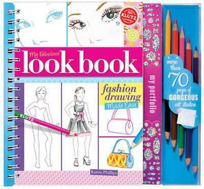 My Fabulous Look Book 6-Pk by Karen Phillips Paperback Book Free Shipping!
