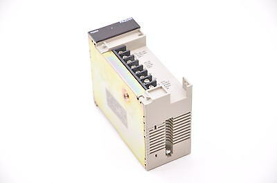 Omron C200HW-PA204R Power Supply Unit Missing Cover - Lot of 2