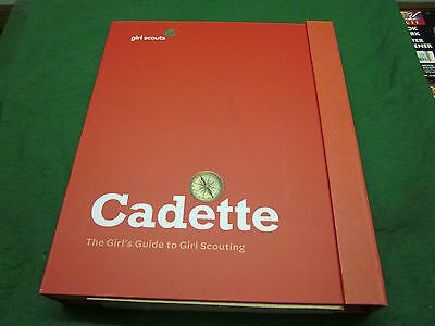 The Cadette Girl's Guide To Girl Scouting ( New )