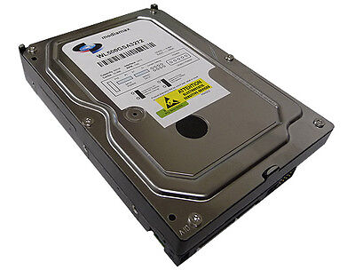 "New 500GB 32MB Cache 7200RPM Desktop SATA2 3.5"" Hard Drive with 1 Year Warranty"