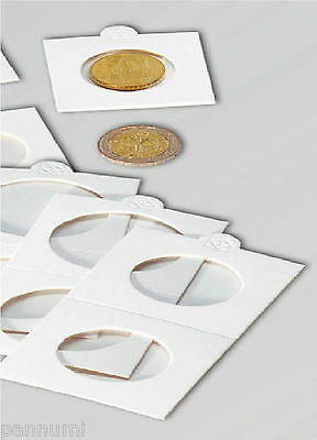 LIGHTHOUSE Self Adhesive Coin Holders - All Sizes