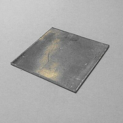 lead weight for slotcar 50 x 50 x 1mm 33grams slot car 1:32 1:24