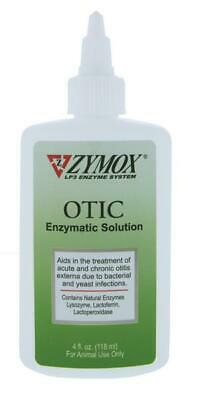Zymox Otic Without HC 4 oz