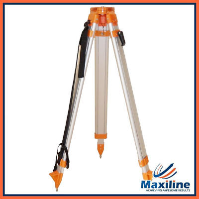 Aluminium Tripod for Rotating Rotary Laser level Dumpy Level Cross Line Laser