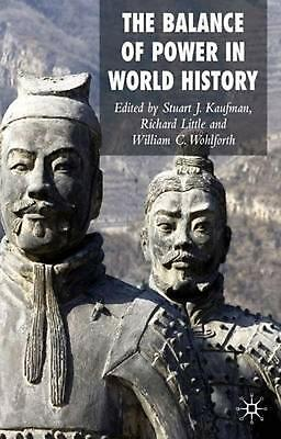 The Balance of Power in World History (English) Paperback Book