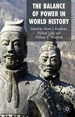 The Balance of Power in World History by Paperback Book (English)