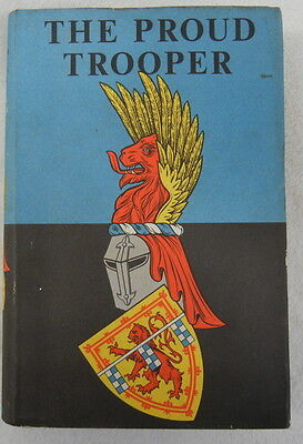 Proud Trooper Ayrshire Yeomanry, 1964 British Cavalry Regiment Unit History Book