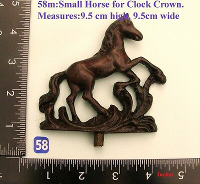 "58M ""Small Horse"" clock case / furniture DIY"