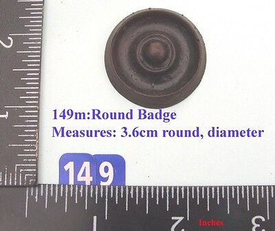 "149M ""Circular Badge"" clock case / furniture DIY"