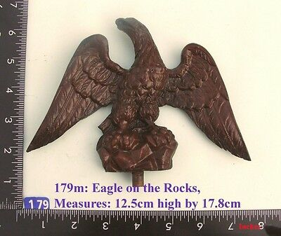 "179M ""Medium Eagle"" clock case / furniture DIY"