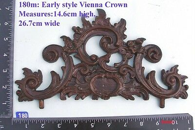 "180M ""Early Vienna clock moulding"" clock case / furniture DIY"