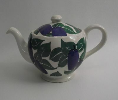 Grindley England Garden Fruits Teapot~Tea Pot English          (...w1)
