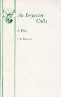 An Inspector Calls: A Play (Acting Edition) by J. B. Priestley